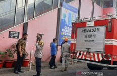 Pasar Wage Purwokerto Terbakar, Polisi Selidiki Penyebabnya - JPNN.com