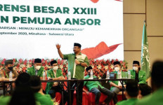 Gelar Konferensi Besar, GP Ansor Hasilkan 6 Rekomendasi Terkait Penanganan Covid-19 - JPNN.com