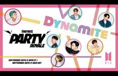 BTS Memulai Debut Mereka di Fortnite - JPNN.com