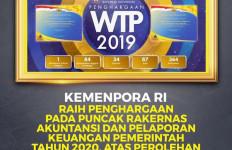 Raih Predikat WTP, Kemenpora RI Menuai Apresiasi - JPNN.com