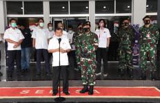 Jusuf Kalla Ucapkan Kalimat Ini Setelah Saksikan Aksi Mulia Prajurit TNI di Mabes TNI - JPNN.com