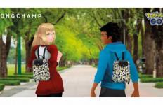 Tas Ransel Besutan Longchamp Hadir di Pokemon Go - JPNN.com