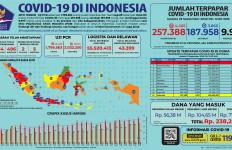 Update Covid-19 di Indonesia: Dalam Sepekan, 4 Kali Terjadi Pemecahan Rekor - JPNN.com