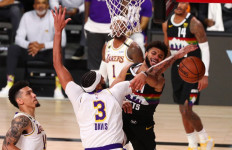 Denver Nuggets Hantam LA Lakers di Gim Ketiga Final Barat NBA - JPNN.com