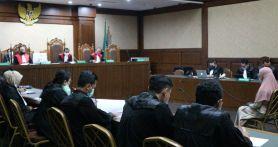Mengenakan Gamis dan High Heels di Sidang Perdana, Jaksa Pinangki: Ahamdulillah...