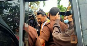 Dipindah ke Lapas Kerobokan, Jerinx SID Sempat Tantang Jaksa yang Menuntutnya