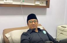 Dilarikan ke Rumah Sakit, Begini Kondisi Terkini Yusuf Mansur - JPNN.com