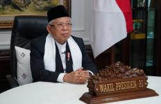 Ma'ruf Amin: Budaya Protokol Kesehatan Sudah Diajarkan Nabi Muhammad SAW - JPNN.com