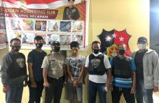 Buron 10 Bulan, Andit Ditangkap Polisi saat Mengantar Ibu ke Pasar - JPNN.com