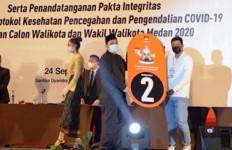 Dapat Nomor Urut 2, Bobby Nasution Bilang Begini - JPNN.com