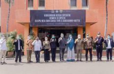Komisi XI DPR RI Apresiasi Pelayanan Bea Cukai Soekarno Hatta di Masa Pandemi - JPNN.com