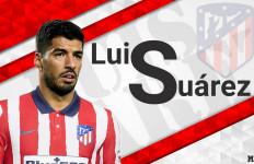 Luis Suarez Resmi jadi Milik Atletico Madrid - JPNN.com