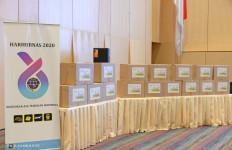 Harhubnas 2020, Kemenhub Gelar Baksos untuk Sopir Taksi Bandara - JPNN.com