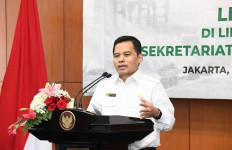 MPR Raih Penghargaan WTP, Ma'ruf Cahyono Apresiasi Kerja Keras Jajarannya - JPNN.com