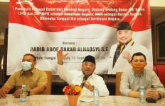Sosialisasi 4 Pilar, Habib Aboe Sampaikan Pesan Persatuan - JPNN.com