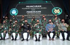 Danseskoau: Strategi Operasi Udara Mendukung Pembangunan Nasional - JPNN.com