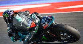 Sempat Jatuh, Morbidelli Mengamuk di FP2 MotoGP Catalunya