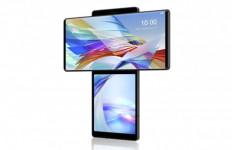 Smartphone LG Wing Mulai Dijual Oktober di Korea Selatan - JPNN.com