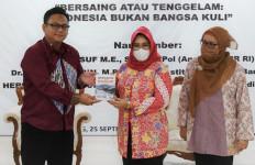 Dede Yusuf Soroti Isu TKI Saat Acara Bicara Buku Bersama Wakil Rakyat - JPNN.com