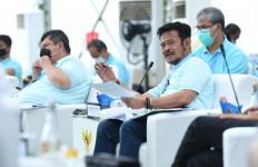 Mentan SYL Berharap Tambahan KUR Rp 1 Triliun per Provinsi untuk Alsintan - JPNN.com