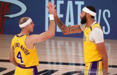 LA Lakers Gebuk Denver Nuggets di Gim ke-4 Final Wilayah Barat - JPNN.com