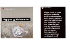 Dinar Candy Beber Bukti Dikirimi Santet, Sudah Tahu Pelakunya - JPNN.com