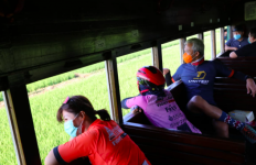 Pak Ganjar dan Istri Jatuh Cinta pada Wisata Kereta Uap Ambarawa, Pemandangannya Menakjubkan - JPNN.com