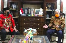 Setelah Ganjar Marah, Wali Kota Tegal Langsung ke Semarang Minta Maaf - JPNN.com
