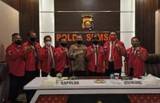 Harapan Kapolda Sumsel Saat Bersilaturahmi dengan DPD Pemuda Batak Bersatu - JPNN.com
