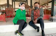 Berkunjung ke Keraton Yogyakarta, Hetty Andika Perkasa Bertemu Kawan Lama - JPNN.com