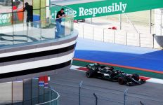 Jelang Balapan di Rusia, F1 Catat Kasus Covid-19 Tertinggi - JPNN.com