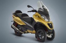 Pertama Kali, Piaggio MP3 500 HPE Sport Advanced Punya Gigi Mundur - JPNN.com