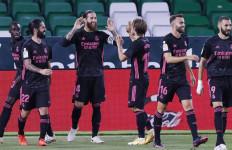 Lihat! Real Madrid Menang Setelah Ada VAR, Lawan Cuma 10 Orang dan Dapat Penalti - JPNN.com
