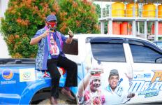 Piet Ogah Datangi Posko Pendukung yang Tidak Menerapkan Protokol Kesehatan - JPNN.com