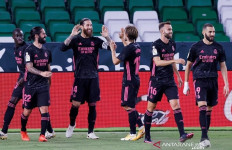 Klasemen Liga Spanyol: Granada Teratas, Madrid Beranjak Naik - JPNN.com