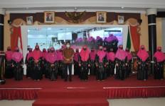 Nevi Zuairina Resmi Jadi Ketua Aliansi Perempuan Peduli Indonesia Sumbar - JPNN.com