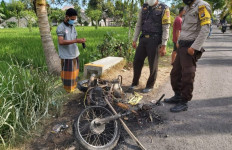 Gagal Tangkap Pencuri Ternak, Warga Lampiaskan Emosi ke Sepeda Motor Pelaku - JPNN.com