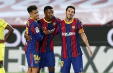 Ansu Fati Luar Biasa, Barcelona Hantam Villarreal, Lihat Cuplikannya - JPNN.com