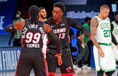 Singkirkan Boston Celtics, Miami Heat Ketemu LA Lakers di Final NBA - JPNN.com