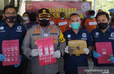 Astaga! Satu dari 6 Bandar Narkoba yang Ditangkap Itu Siswi SMK - JPNN.com