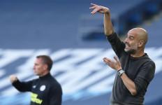 Guardiola Pesimistis Manchester City Raih 4 Gelar Juara Musim Ini - JPNN.com