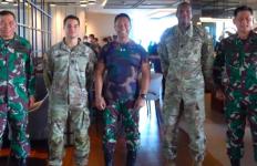 Pesan Jenderal Andika untuk Prajurit TNI Sebelum Berangkat ke Amerika - JPNN.com