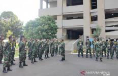 Puluhan Prajurit Yonkes 1/Kostrad Dikirim ke RS Darurat Wisma Atlet, Ada Apa? - JPNN.com