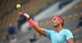 Rafael Nadal Butuh 2 Jam 5 Menit Lakoni Kampanye Pertama di Roland Garros 2020