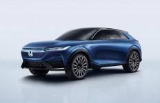 Honda SUV e:Concept Bertabur Fitur Cerdas, Segera Diproduksi - JPNN.com