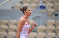 Petenis Cantik Ceko Mulus ke Babak Kedua Roland Garros - JPNN.com