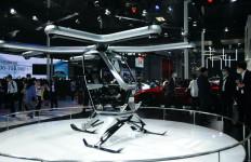 Konsep Mobil Terbang ini Curi Perhatian di Beijing Auto Show 2020 - JPNN.com