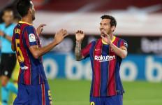 Messi Pengin Kedamaian di Barcelona - JPNN.com