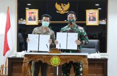 Kementan-TNI AD Perkuat Sinergitas Membangun Sektor Pangan Nasional - JPNN.com