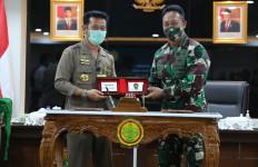 Kementan dan TNI AD Perkuat Kerja Sama Membangun Sektor Pangan Nasional - JPNN.com